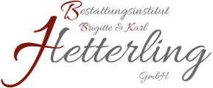 Hetterling Bestattungen Label